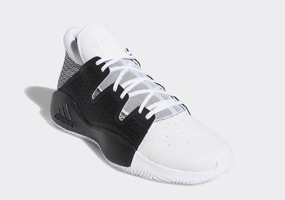 adidas Pro Vision White Black