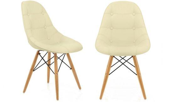 Lot de 2 chaises KEAN