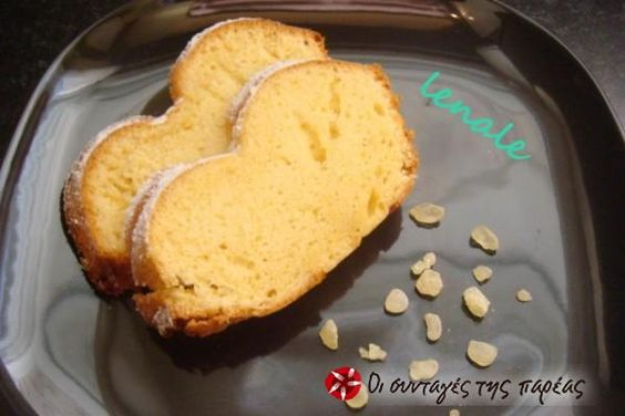 Κέικ μαστίχας #sintagespareas