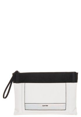 CARSTEN - Clutch - silver holographic