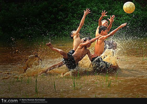 Ball catcher - Harry Husnan Kurniawan