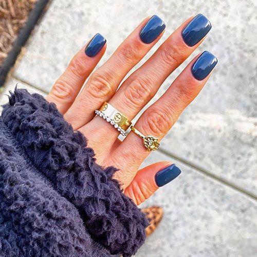 45 Best Fall Nail Polish Colors Cute Trending Ideas For 2020 In 2020 Really Cute Nails Fall Nail Polish Nail Polish Colors Fall