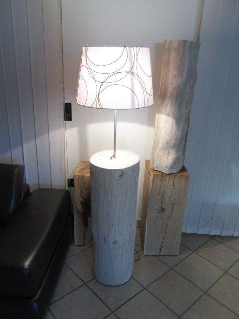 Tree trunks, Floor lamps and Trunks on Pinterest