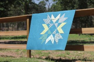 Bryan House Quilts: Tribute Star Quilt {A finish}