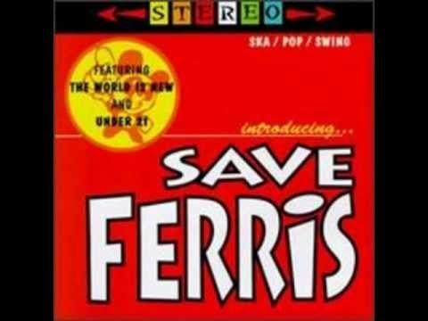 Superspy - Save Ferris 1997  Songwriter