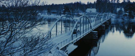 Hedestad Sweden Bridge To Hedeby Beautiful Places Pinterest - Sweden map hedestad