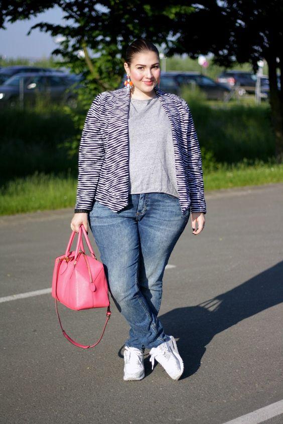 07.06.13 - wearing: Via Appia Due blazer, COS shirt, s.Oliver Denim jeans, Nike Air Max 90, MCM bag, ASOS earrings, Michael Kors watch and bonprix bracelet