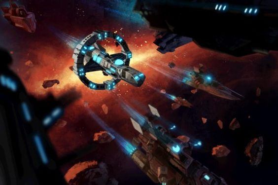 Firaxis Games and 2K Games have announced a new turn-based strategy games set in the popular Civilization universe titled Sid Meier's Starships.