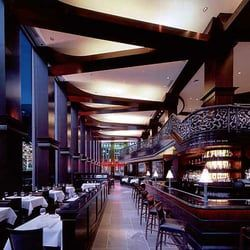 Del Friscos steak house is a staple of New York steakhouses. Description from yelp.com. I searched for this on bing.com/images