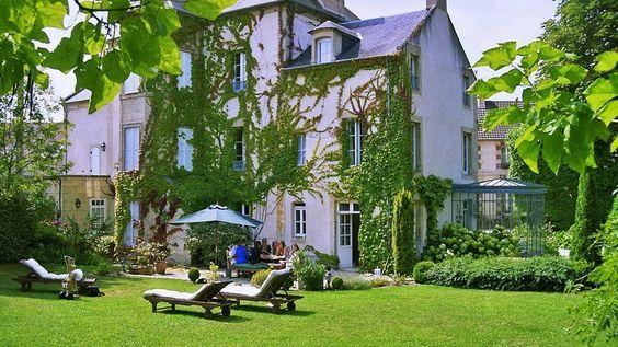 Douvres-la-Délivrande Chateau Rental: La Haule Cottage and Manor   Private Properties