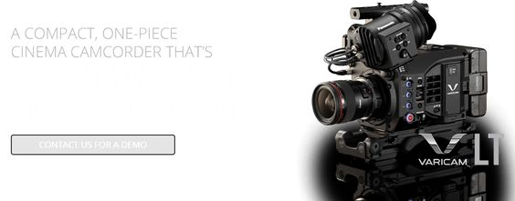 A compact, one-piece, cinema camcorder that's light weight and affordable.