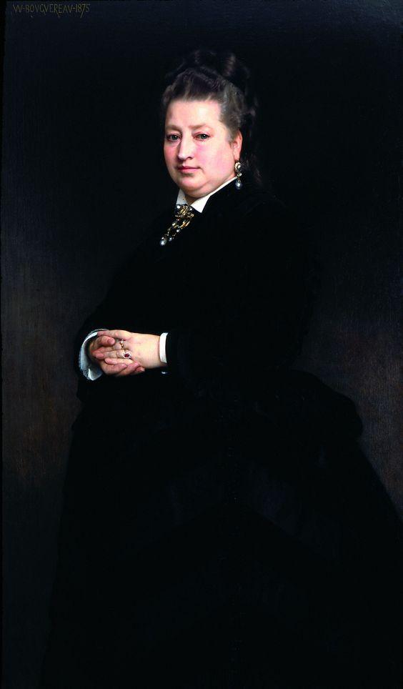 Marguerite Boucicaut (1816-1887), a participé à la création et à la prospérité du Bon Marché à Paris aux côtés de son mari Aristide Boucicaut et, femme d'une grande générosité, elle a montré constamment des préoccupations sociales et humanitaires. Elle a légué à sa mort son immense fortune à des œuvres de bienfaisance tout en assurant la pérennité du premier grand magasin parisien et en gratifiant ses employés.