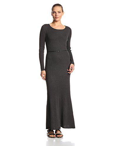 Calvin Klein Women's Long-Sleeve Maxi Sweater Dress     #Calvin, #Dress, #Klein, #LongSleeve, #Maxi, #Sweater, #Womens