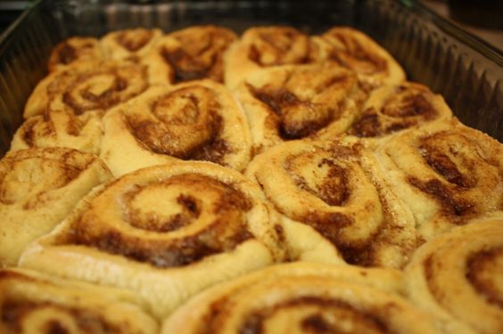 Seriously, the best cinnamon rolls you'll ever make. Time intensive, but otherswise moderately easy.  And, so worth it!  Cinnamon Rolls from The Pioneer Woman