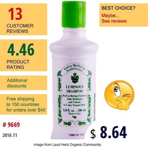 Herbatint #HerbatintAnticaHerbavita #BathBeauty #HairScalp #Shampoo #ShampooConditioner #목욕및미용 #헤어두피 #샴푸