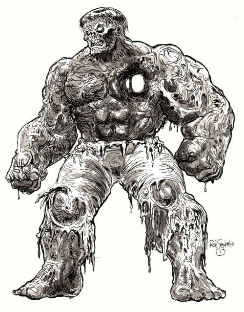 Difficult Marvel Zombies Coloring Pages Marvel Zombies Zombie Art Zombie