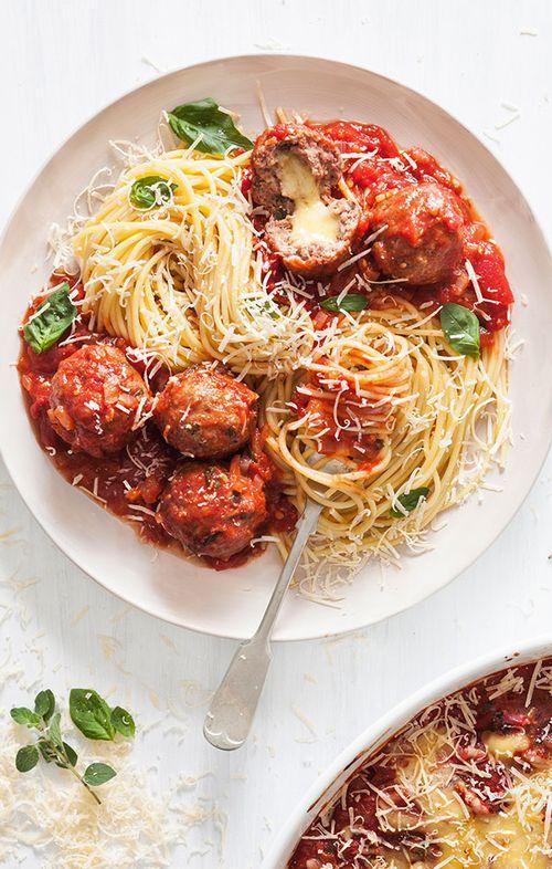 Imagen de food, spaghetti, and pasta