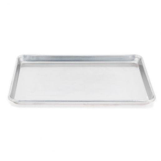 Winco Alxp 1318 13 X 18 1 2 Size Closed Bead Solid Aluminum Sheet Pan In 2020 Sheet Pan Winco Pan