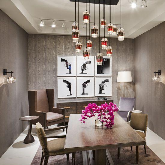 Holly Hunt Dining Room Design Interior Inspiration Holly Hunt