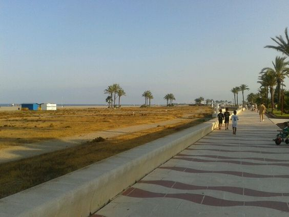 Vera Playa - La Laguna en Vera, Andalucía