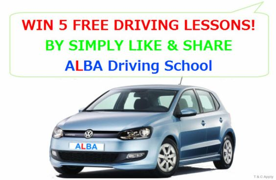Wanna pass your driving test? ALBA Driving School is the perfect answer for you. Cheap driving lessons & Intensive driving courses both manual & automatic driving lessons. Call ALBA on 07988 767248.