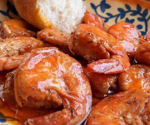 Slow Cooker Shrimp Loisiana-Style Recipe