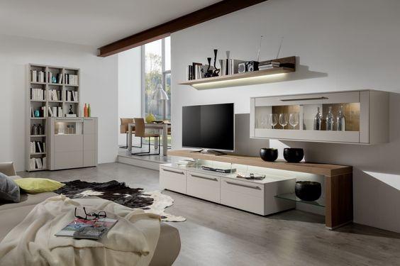 Die besten 25+ Gwinner bellano Ideen auf Pinterest Elektrische - moderner wohnzimmerschrank mit glastüren und led beleuchtung