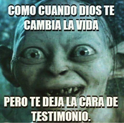 Testimonio Bromas Cristianas Memes Cristianos Chistes Cristianos