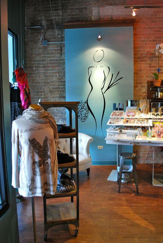 Welcome to C'est La Vie by Sylvie in Geneva!: C Est La, La Vie, Inside C Est