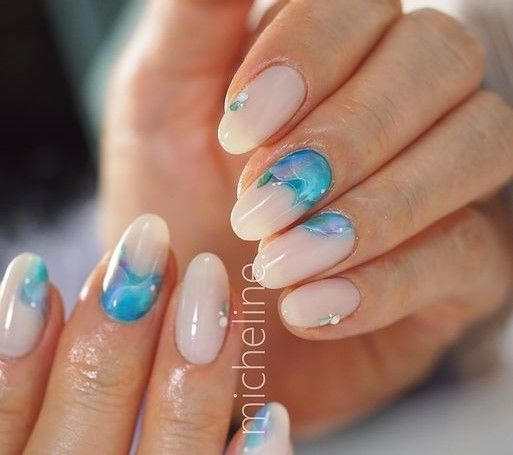 New Fab Aquarius Nails Ideas For 2019 Stylish F9 Nails Nail Art Nail Designs