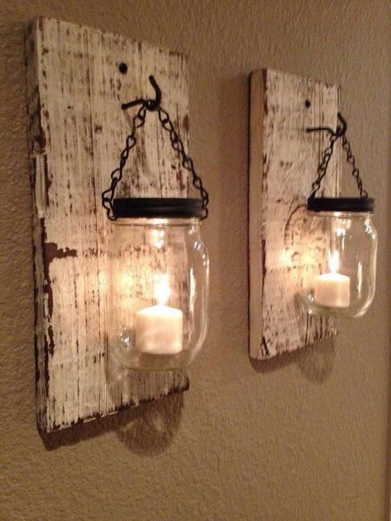 Pallet lighting idea