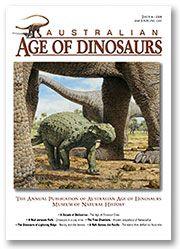 Australian Age of Dinosaurs Museum Journal