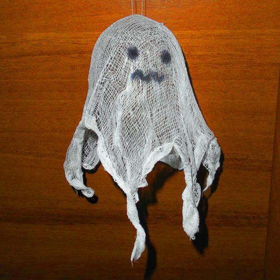 Украшения на Хэллоуин. Поделки своими руками.