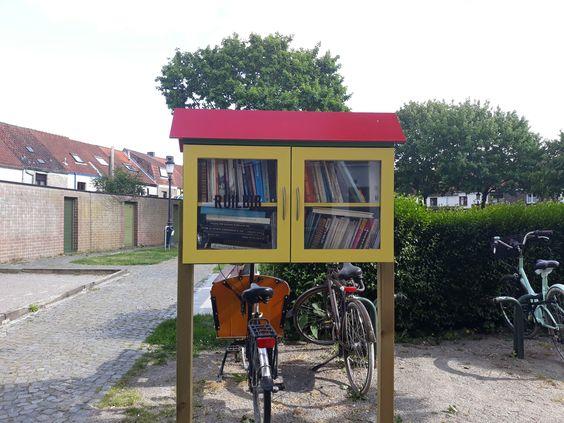 Boekenruilkast Brugge