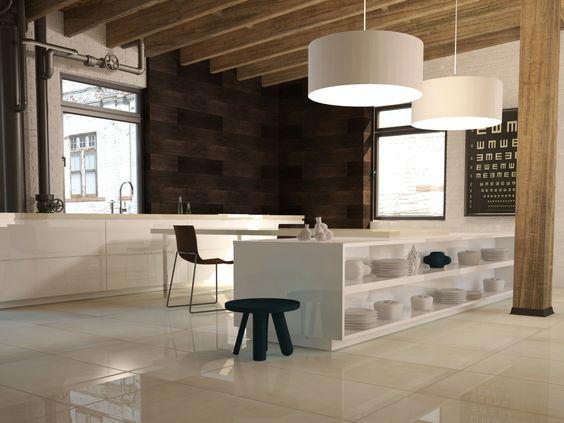 Una #cocina #interceramic es una cocina distinta a las demás ...