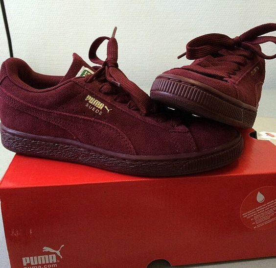 Puma Fenty Bordeaux