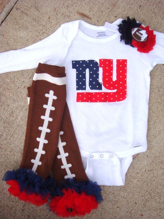 New York Giants Toddler Go Team Hoodie & Pant Set - Royal Blue/Ash