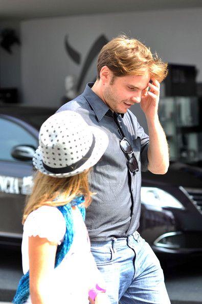 Daniel Bruhl - Celebrity Sightings at the Venice Film Festival