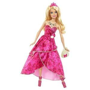 BARBIE Princesse Anniversaire - Achat / Vente poupée - Cdiscount