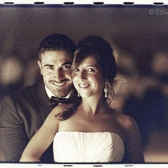 Fotos analógicas de una pareja de boda en Madrid en película 35mm ...