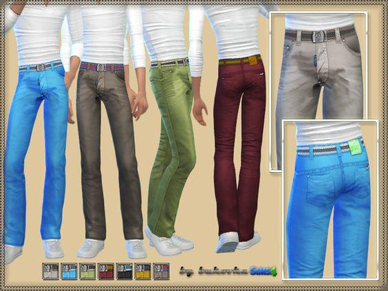 bukovka's Pants Dsquared2