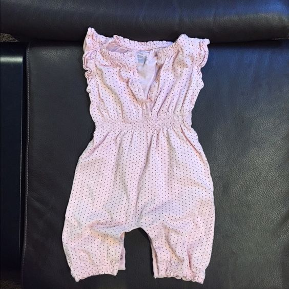 Rare Baby Gap Romper In beautiful condition! Such a rare piece. From their Fall 2012 line. Baby Gap Tops