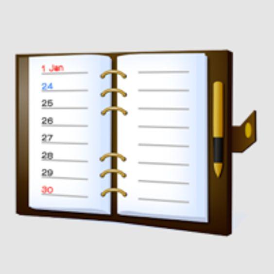 Jorte Kalender Icon