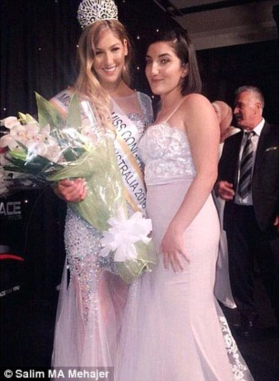 Mary Mehajer's crown for Australia's Lebanese beauty queen is up for grabs | Daily Mail Online