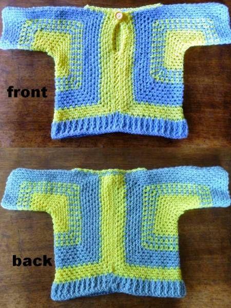Knit Pattern Hexagon Sweater : Hexagons, Hexagon crochet and Crochet sweaters on Pinterest