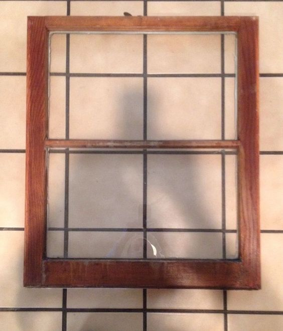 Old Wooden Windows, Primitve Windows, 2 Panel Windows, Vintage Windows