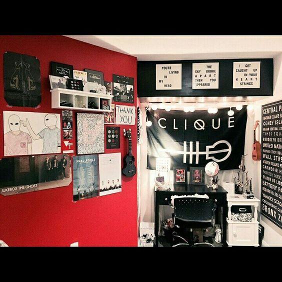 Twenty One Pilots Room Decor