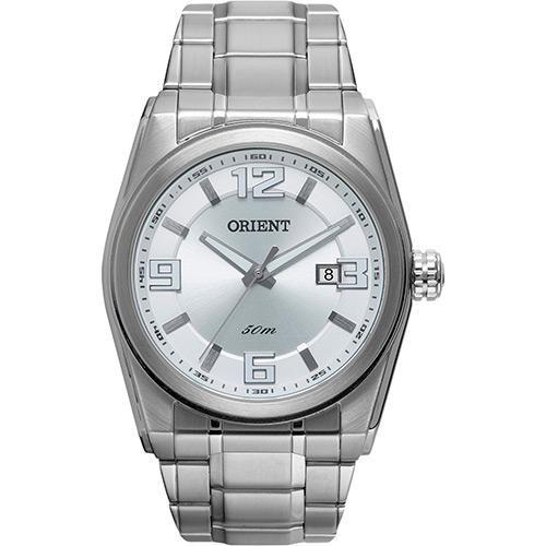 [SUBMOB]Relógio Masculino Orient Analógico Casual Mbss1246 S2sx - R$161,99