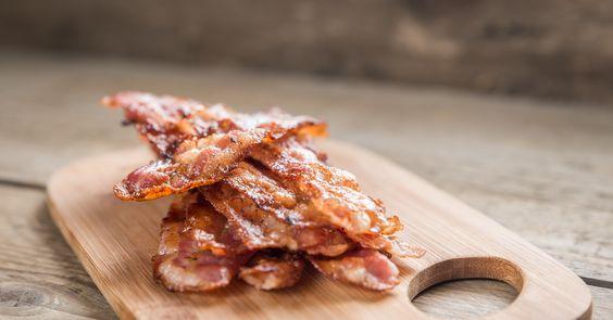 New Seaweed That Tastes Like Bacon......
