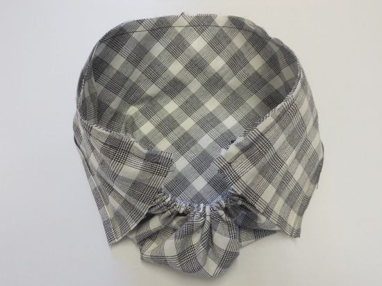 バンダナワッチ 作り方レシピ レディース服 帽子の型紙 ハンドメイド資材の販売 パターンのお店aviver 帽子 型紙 型紙 ターバン帽子
